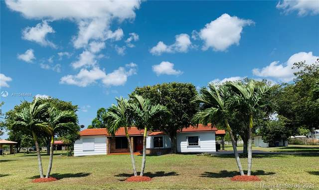 23700 SW 207th Ave, Homestead, FL 33031 (MLS #A11046488) :: The Riley Smith Group