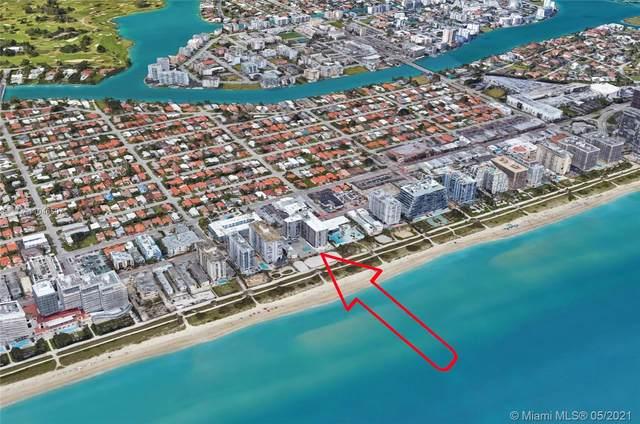 9273 Collins Ave #512, Surfside, FL 33154 (MLS #A11046507) :: The Teri Arbogast Team at Keller Williams Partners SW