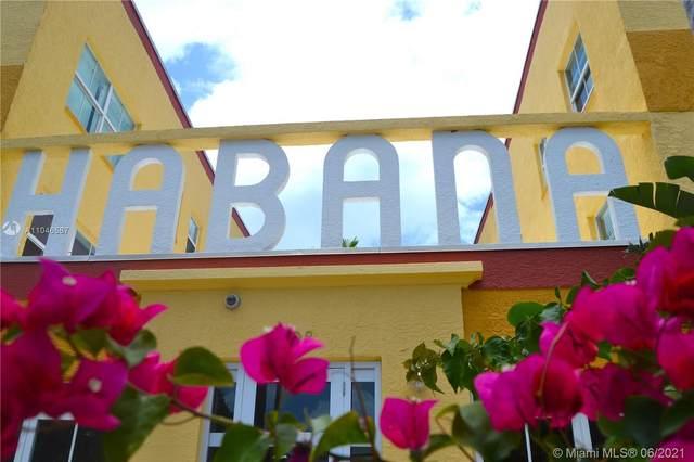 1308 Drexel Ave #203, Miami Beach, FL 33139 (MLS #A11046587) :: The Rose Harris Group