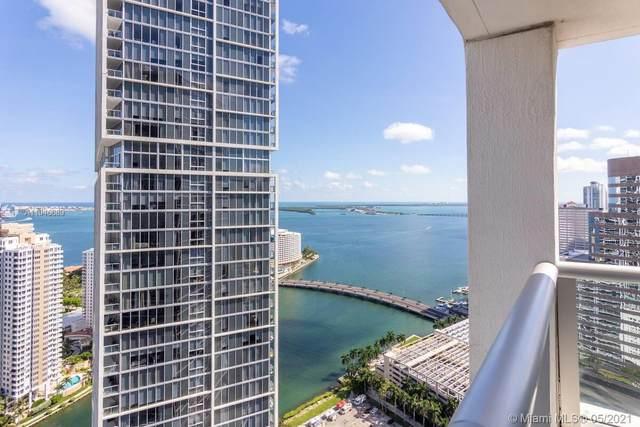 485 Brickell Ave #3910, Miami, FL 33131 (#A11046689) :: Posh Properties