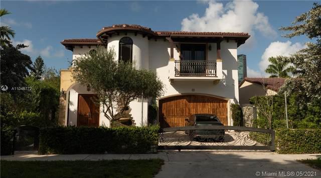 43 SW 20th Rd, Miami, FL 33129 (MLS #A11046772) :: Team Citron