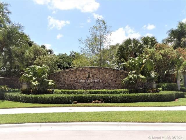 7994 NW 128th Ln 6-D, Parkland, FL 33076 (MLS #A11046781) :: Re/Max PowerPro Realty