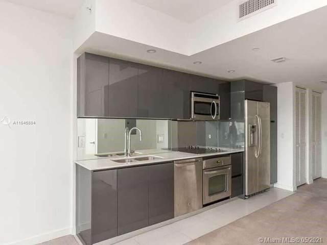 31 SE 6th St #1905, Miami, FL 33131 (MLS #A11046804) :: Castelli Real Estate Services