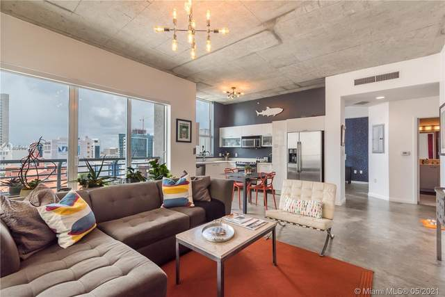 133 NE 2nd Ave #1019, Miami, FL 33132 (MLS #A11046813) :: The Rose Harris Group