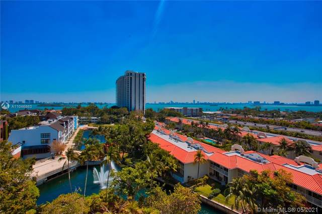 4000 Towerside Ter #510, Miami, FL 33138 (#A11046863) :: Dalton Wade