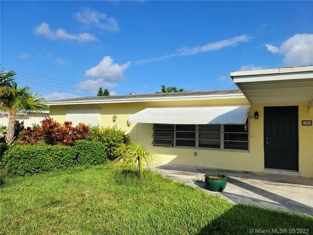 1409 E River Dr, Margate, FL 33063 (MLS #A11046930) :: Team Citron