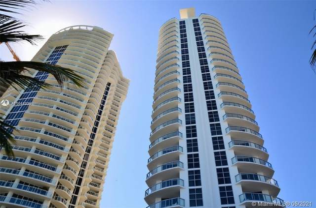 18683 Collins Ave #508, Sunny Isles Beach, FL 33160 (MLS #A11046939) :: The Rose Harris Group