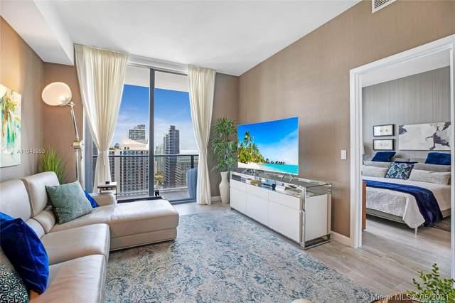 45 SW 9th St #4204, Miami, FL 33130 (#A11046953) :: Posh Properties
