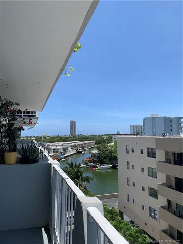 7133 Bay Dr #602, Miami Beach, FL 33141 (#A11046957) :: Dalton Wade
