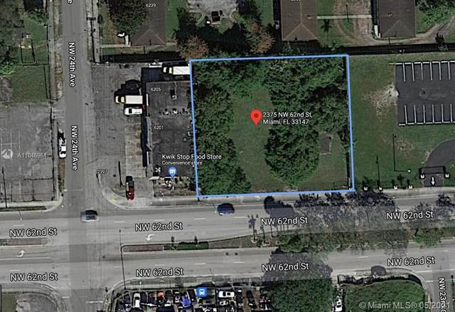 2375 NW 62nd St, Miami, FL 33147 (MLS #A11046964) :: Green Realty Properties