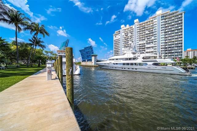 2670 E Sunrise Blvd #803, Fort Lauderdale, FL 33304 (#A11046978) :: Dalton Wade