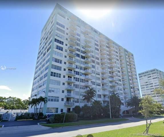 2150 Sans Souci Blvd A1007, North Miami, FL 33181 (#A11047004) :: Posh Properties