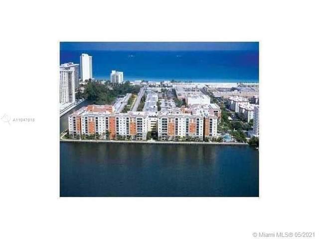 17100 N Bay Rd #1512, Sunny Isles Beach, FL 33160 (#A11047018) :: Posh Properties
