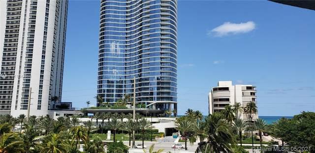 100 Bayview Dr #415, Sunny Isles Beach, FL 33160 (#A11047066) :: Posh Properties