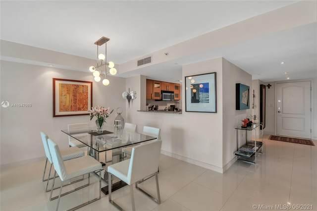2101 Brickell Ave #2712, Miami, FL 33129 (#A11047089) :: Posh Properties