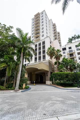 888 S Douglas Rd #910, Coral Gables, FL 33134 (MLS #A11047206) :: Dalton Wade Real Estate Group
