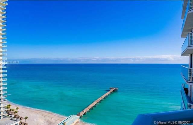 16485 Collins Ave #2435, Sunny Isles Beach, FL 33160 (#A11047221) :: Dalton Wade