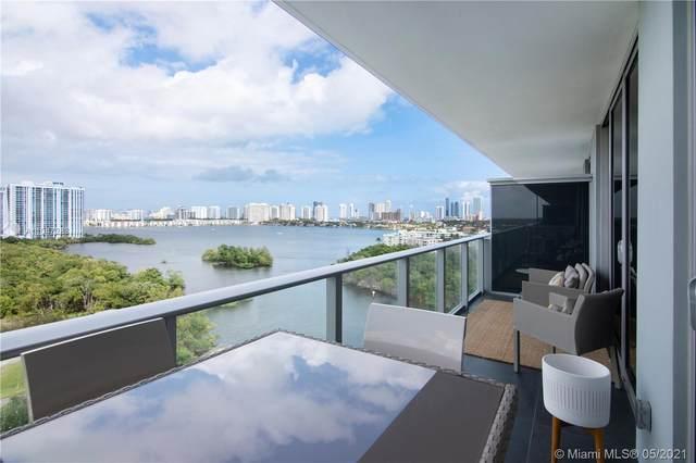 16385 Biscayne Blvd #1406, North Miami Beach, FL 33160 (MLS #A11047283) :: The Rose Harris Group