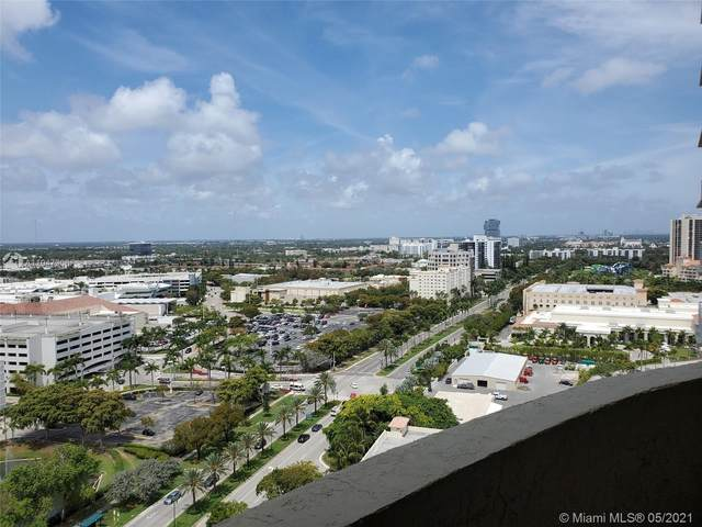 19501 W Country Club Dr #2111, Aventura, FL 33180 (MLS #A11047306) :: Castelli Real Estate Services