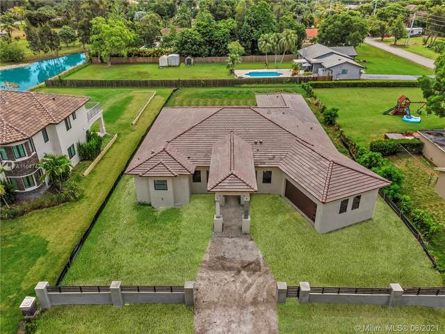2160 NW 124th Ave, Plantation, FL 33323 (MLS #A11047422) :: United Realty Group