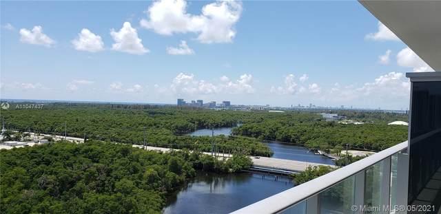 16385 Biscayne Blvd #1420, North Miami Beach, FL 33160 (#A11047437) :: Dalton Wade