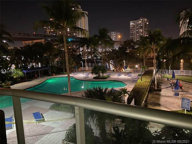 19390 Collins Ave #209, Sunny Isles Beach, FL 33160 (MLS #A11047445) :: The Rose Harris Group