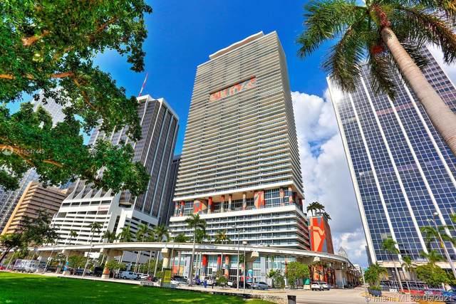50 Biscayne Blvd #3411, Miami, FL 33132 (#A11047449) :: Posh Properties