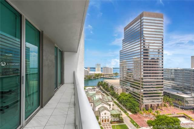 500 Brickell Ave #2108, Miami, FL 33131 (#A11047467) :: Posh Properties