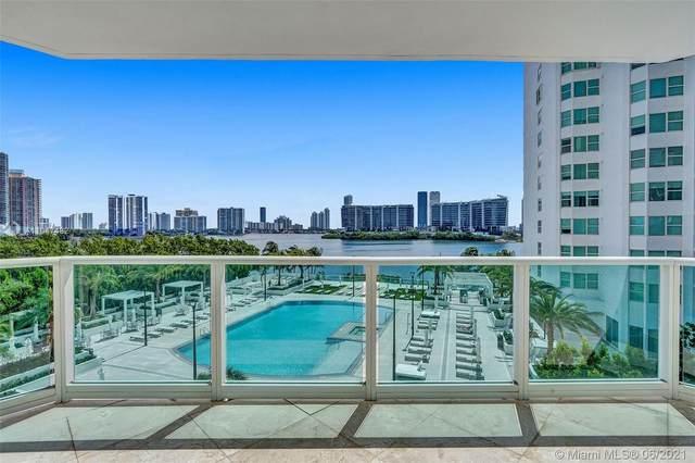 3301 NE 183rd St #507, Aventura, FL 33160 (MLS #A11047482) :: Castelli Real Estate Services