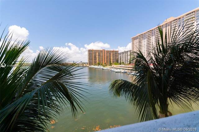 17150 N Bay Rd #2407, Sunny Isles Beach, FL 33160 (MLS #A11047516) :: The Howland Group