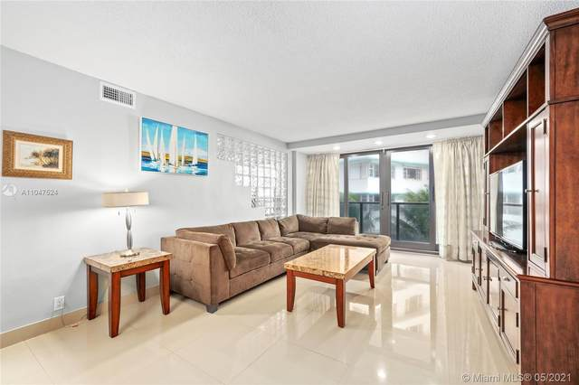 5225 Collins Ave #416, Miami Beach, FL 33140 (MLS #A11047524) :: The Rose Harris Group