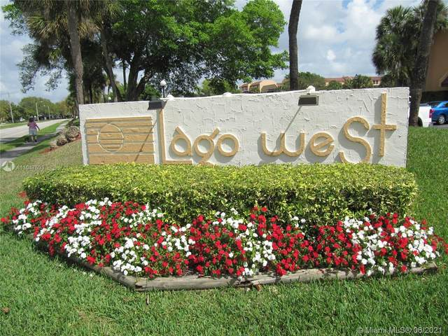 400 Commodore Dr #205, Plantation, FL 33325 (MLS #A11047533) :: Castelli Real Estate Services