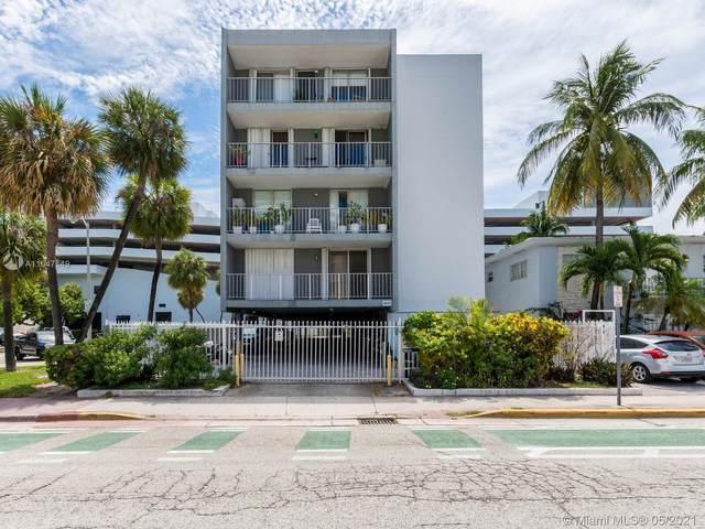 1615 West Ave #502, Miami Beach, FL 33139 (MLS #A11047549) :: Castelli Real Estate Services