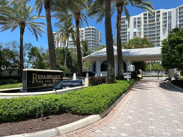 6001 N Ocean Dr #402, Hollywood, FL 33019 (#A11047570) :: Dalton Wade