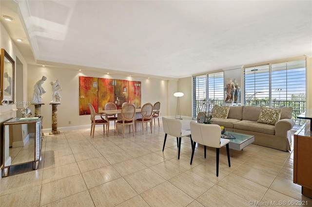 8777 Collins Ave #405, Surfside, FL 33154 (MLS #A11047615) :: Miami Villa Group