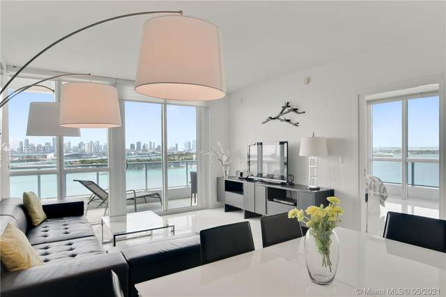 540 West Ave #1714, Miami Beach, FL 33139 (MLS #A11047629) :: The Rose Harris Group
