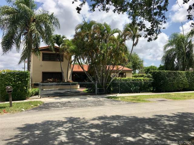 8345 SW 37th St, Miami, FL 33155 (MLS #A11047654) :: The Riley Smith Group