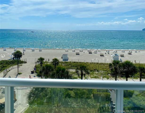 3739 Collins Ave N-502, Miami Beach, FL 33140 (MLS #A11047670) :: GK Realty Group LLC