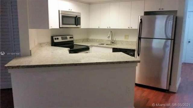 8323 Lake Dr #103, Doral, FL 33166 (#A11047687) :: Posh Properties
