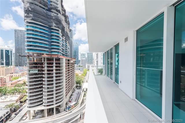 1080 Brickell Avenue #1509, Miami, FL 33131 (MLS #A11047700) :: Vigny Arduz | RE/MAX Advance Realty