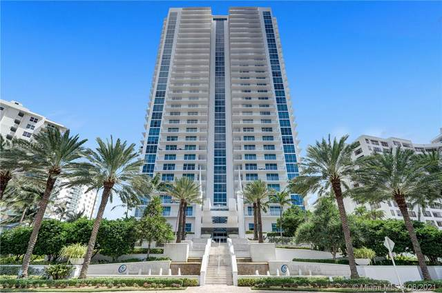 3101 S Ocean Dr #2305, Hollywood, FL 33019 (MLS #A11047703) :: The Rose Harris Group
