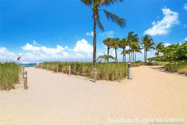 9801 Collins Ave 14P, Bal Harbour, FL 33154 (#A11047727) :: Posh Properties