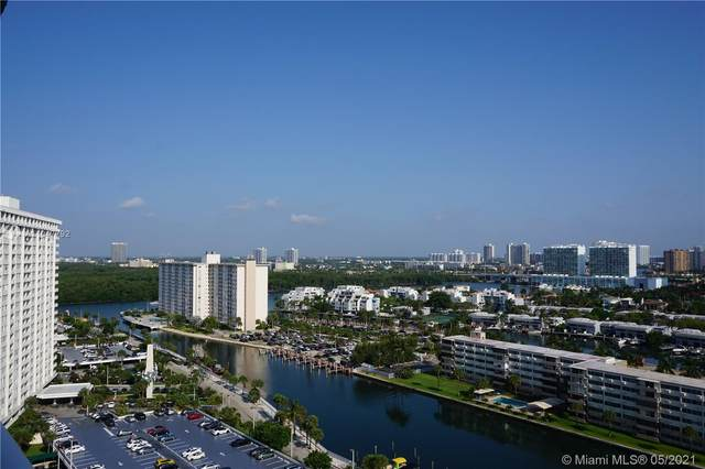 100 Bayview Dr #1928, Sunny Isles Beach, FL 33160 (MLS #A11047792) :: Onepath Realty - The Luis Andrew Group