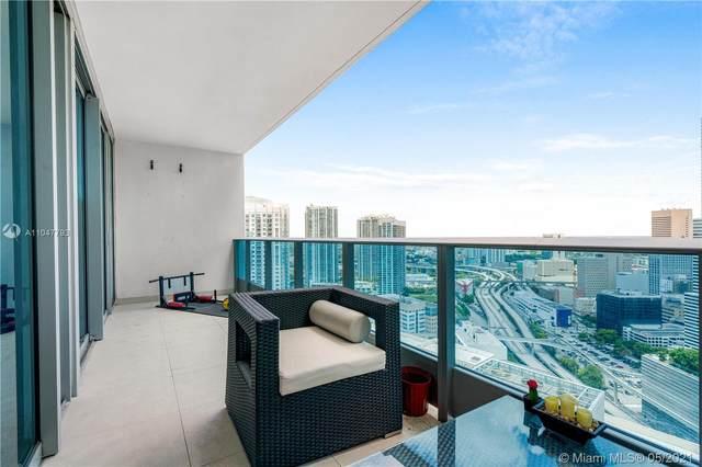 200 Biscayne Boulevard Way #3614, Miami, FL 33131 (MLS #A11047793) :: Castelli Real Estate Services