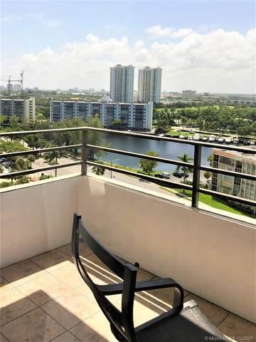 600 Three Islands Blvd #1108, Hallandale Beach, FL 33009 (#A11047834) :: Posh Properties