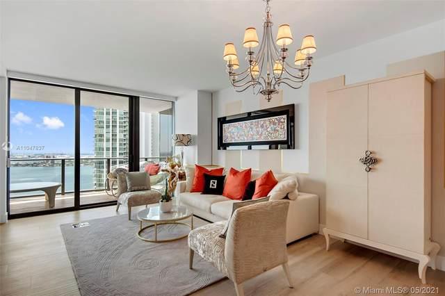 650 NE 32nd St #3803, Miami, FL 33137 (MLS #A11047837) :: Castelli Real Estate Services