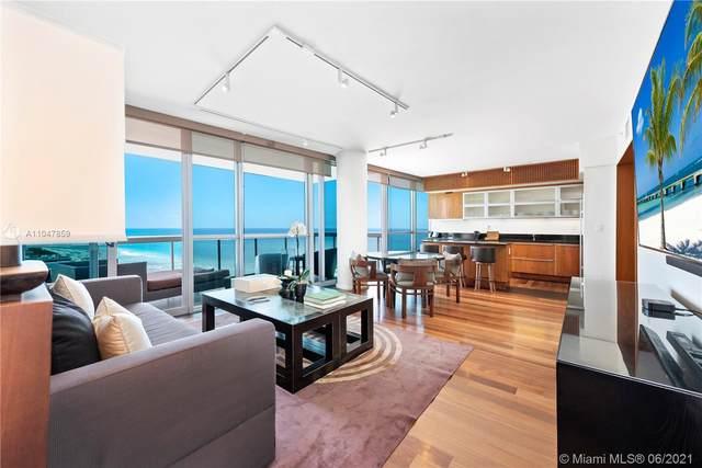 101 20th St #3403, Miami Beach, FL 33139 (MLS #A11047859) :: Berkshire Hathaway HomeServices EWM Realty