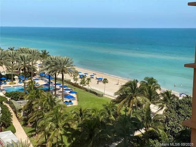 19201 Collins Ave #719, Sunny Isles Beach, FL 33160 (MLS #A11047901) :: Douglas Elliman