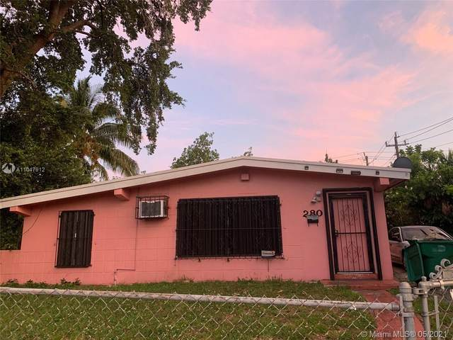 280 NW 193rd St, Miami Gardens, FL 33169 (MLS #A11047912) :: The Riley Smith Group