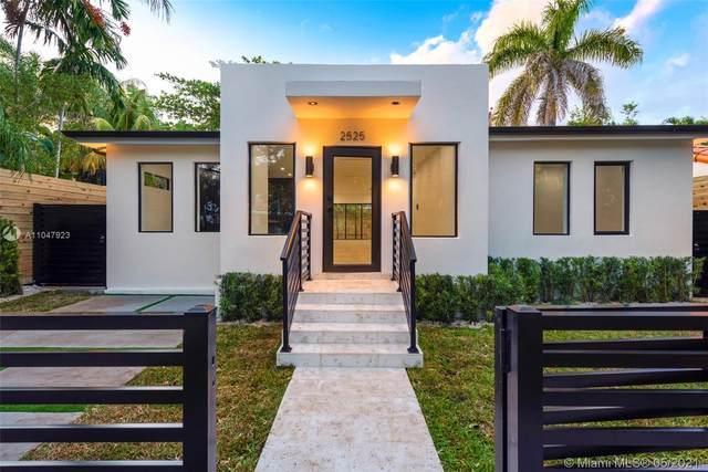 2525 Tequesta Ln, Miami, FL 33133 (MLS #A11047923) :: The Jack Coden Group